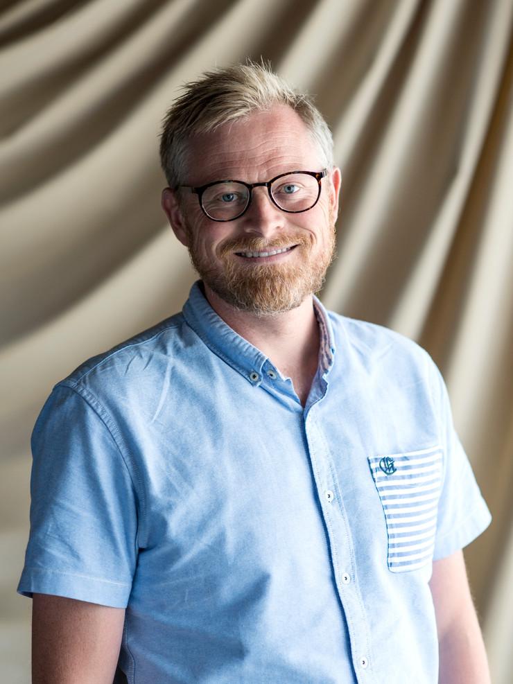 Sognepræst Jacob Duevang Krogh Rasmussen, medlem af Stiftsrådet i Aarhus Stift