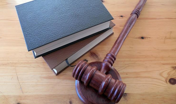 Gruppebillede af Juridisk afdeling