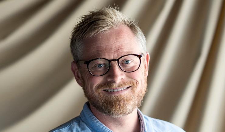 Sognepræst Jacob Duevang Krogh Rasmussen