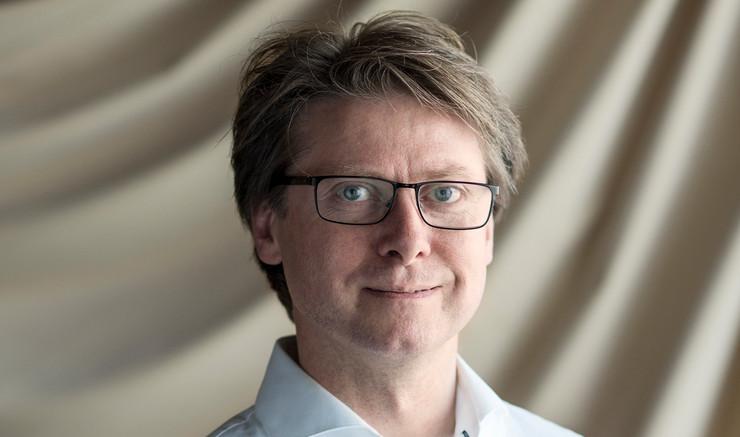 Sognepræst Erik Søndergård