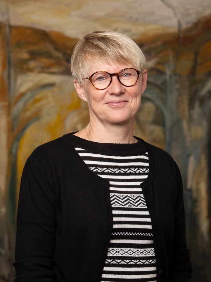Kontakt Aarhus Stift, kontorchef, Jette Madsen