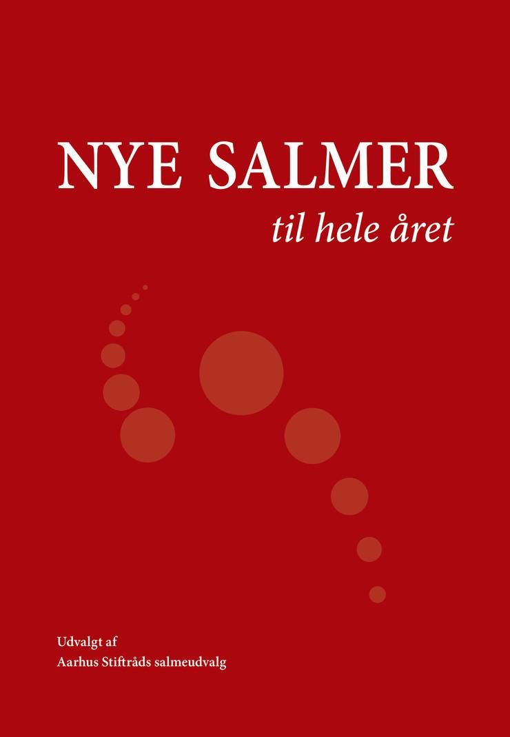 Titelside på hæfte Nye Salmer til hele året