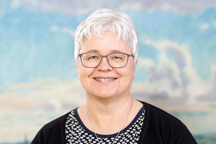Sekretær Birgitte Quorning